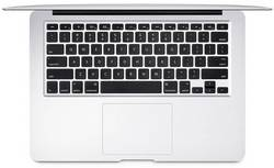 Image of Apple MacBook Air 33.8 cm (13.3 Zoll) Intel Core i7 8 GB 256 GB SSD Intel HD Graphics MacOS® X Silber