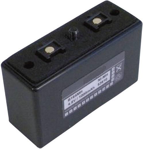 Funkgeräte-Akku Beltrona ersetzt Original-Akku 8697322501, 8697322504, 8697322963 4.8 V 600 mAh