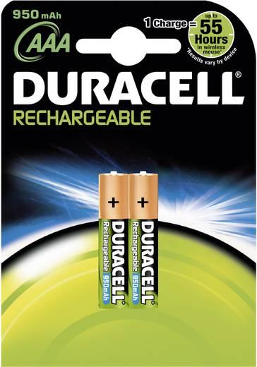 Duracell Micro NiMH-Akku 950 mAh, 2er