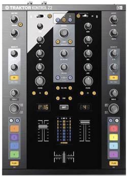 Image of DJ Controller Native Instruments DJ-Mixer Kontrol Z2