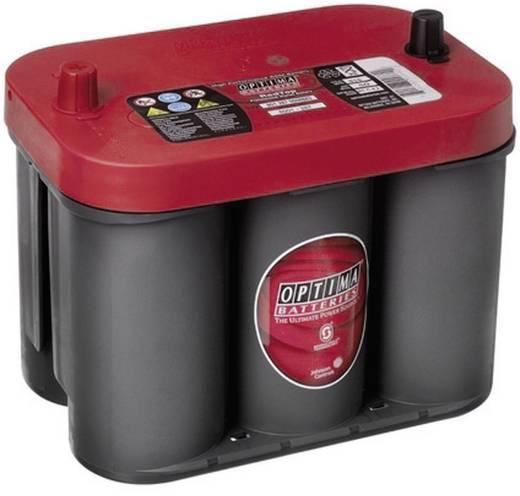 Bleiakku 12 V 50 Ah Optima Batteries RTC4.2 8012870008882 Blei-Vlies (AGM) (B x H x T) 254 x 200 x 184 mm Konuspol Wartu