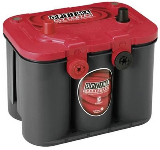 Optima Batteries RTU4.2 8042500008882 Bleiakku 12 V 50 Ah Blei-Vlies (AGM) (B x H x T) 254 x 200 x 172 mm Konuspol, M5-S