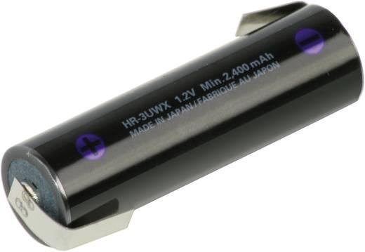Panasonic eneloop Pro ZLF Spezial-Akku Mignon (AA) Z-Lötfahne NiMH 1.2 V 2450 mAh