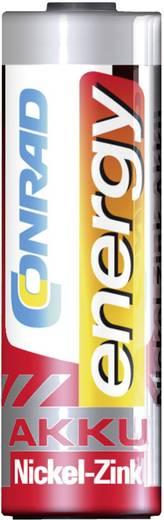 Mignon (AA)-Akku NiZn Conrad energy HR06 1500 mAh 1.6 V 4 St.