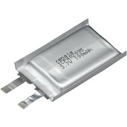 Akumulátor Li-Pol Renata, 3,7 V, 195 mAh, ICP402035