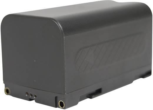 Kamera-Akku Conrad energy ersetzt Original-Akku VW-VBD2 7.2 V 4000 mAh