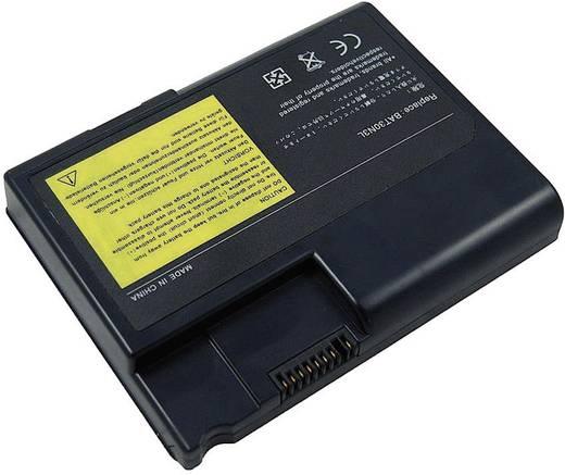 Notebook-Akku Beltrona ersetzt Original-Akku BTP-550, BTP-550P, BAT-30N, BAT30N, BAT30N3L, BATBY27L, BT.A0101.001, BT.A0
