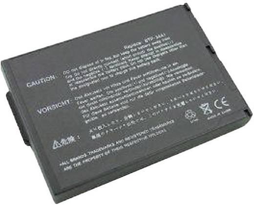 Notebook-Akku Beltrona ersetzt Original-Akku 60.41H15.001, BTP-34A1 14.8 V 4400 mAh