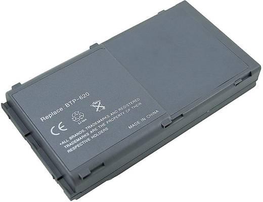 Notebook-Akku Beltrona ersetzt Original-Akku BTP-39D1, BTP-620, 91.42S28.001, acp39d1, BTP-39sn, cmp-l39, ms2103, ms2110