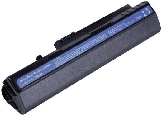 Notebook-Akku Beltrona ersetzt Original-Akku GRAPE32, LC.BTP00.005, LC.BTP00.011, TM00741 11.1 V 2200 mAh