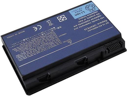 Beltrona Notebook-Akku ersetzt Original-Akku GRAPE34, LC.BTP00.006, TM00742 11.1 V 4400 mAh