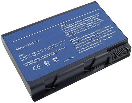 Notebook-Akku Beltrona ersetzt Original-Akku 60.48T22.001, 909-2620, BT.T3907.002, BTP-73E1 14.8 V 4400 mAh