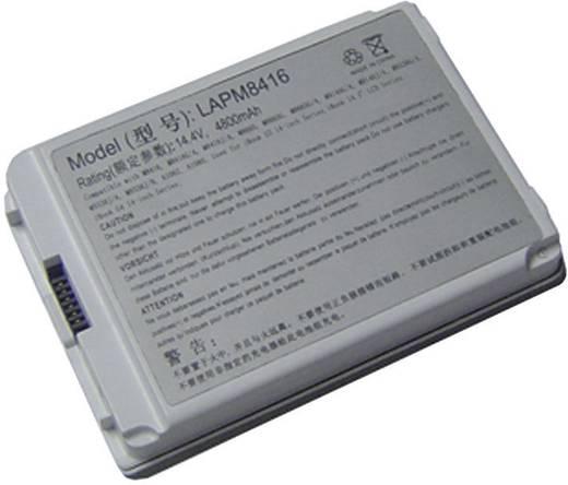 Notebook-Akku Beltrona ersetzt Original-Akku 661-2611, 661-2886, 661-2998, 661-3189, 661-3699, A1062, A1080, M8416, M841