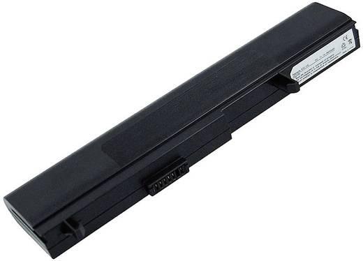 Notebook-Akku Beltrona ersetzt Original-Akku 70-NE62B3000, 90-NE52B2000, 90-NE52B3000, 90-NE62B1000, 90-NE62B2000, 90-NE