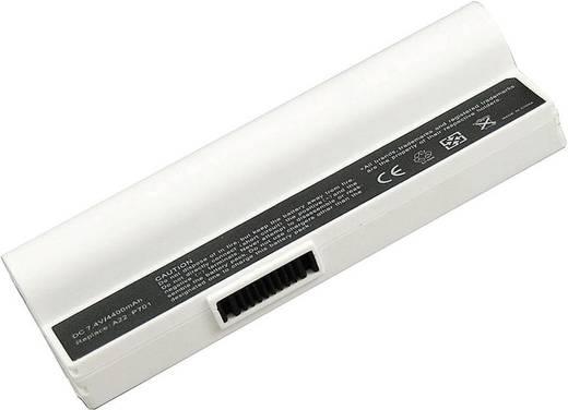 Notebook-Akku Beltrona ersetzt Original-Akku 90-OA001B1100, A22-700, A22-P701, P22-900 7.4 V 6600 mAh