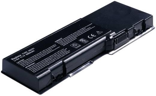 Notebook-Akku Beltrona ersetzt Original-Akku 312-0427, 312-0428, 312-0460, 312-0461, 312-0466, 312-0467, 312-0599, 312-0