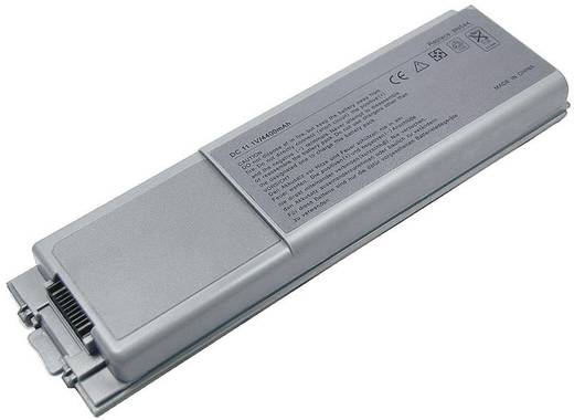 Notebook-Akku Beltrona ersetzt Original-Akku 01X284, 2P700, 310-0083, 312-0083, 312-0101, 312-0121, 312-0195, 451-10125,