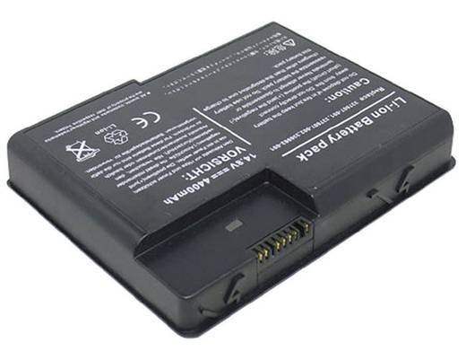 Beltrona Notebook-Akku ersetzt Original-Akku 336962-001, 337607-001, 337607-002, PP2080, PP2082P, 337607-003, DG103A, DL