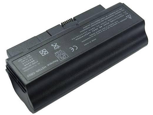 Notebook-Akku Beltrona ersetzt Original-Akku 447649-251, 447649-321, 454001-001, HSTNN-DB53, HSTNN-OB53 14.4 V 4400 mAh