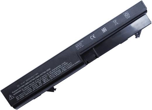 Beltrona Notebook-Akku ersetzt Original-Akku HSTNN-DB90, HSTNN-OB90, HSTNN-I60C-4, HSTNN-I61C-4, 513128-25 10.8 V 4400 m
