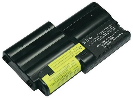 Notebook-Akku Beltrona ersetzt Original-Akku 02K7034, 02K7037, 02K7038, 02K7050, 02K7051, 02K7073, FRU 02K7072 10.8 V 44