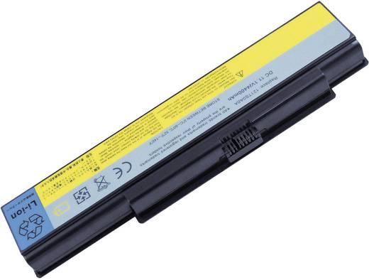 Beltrona Notebook-Akku ersetzt Original-Akku 121TM030A, 121000659, 121TS0A0A, 121000649 11.1 V 4400 mAh