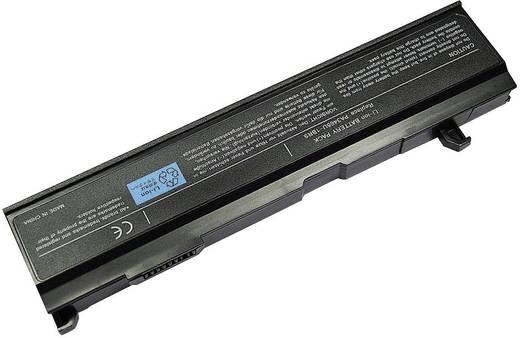 Notebook-Akku Beltrona ersetzt Original-Akku PA3465U-1BRS, PABAS069 10.8 V 4400 mAh