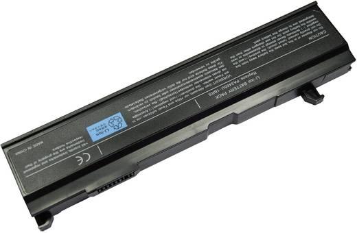 Notebook-Akku Beltrona ersetzt Original-Akku PA3451U-1BRS, PABAS067 14.8 V 2200 mAh
