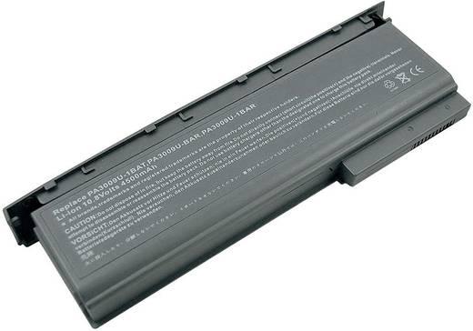 Notebook-Akku Beltrona ersetzt Original-Akku B411, PA3009, PA3009U, PA3009U-1BAR, PA3009U-1BAT, PA3009UR, PA3009UR-1BAR