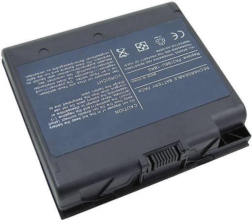 Notebook-Akku Beltrona ersetzt Original-Akku B491, PA1663U-2BAS, PA3166U, PA3166U-1BAS, PA3166U-1BRS 14.8 V 6600 mAh
