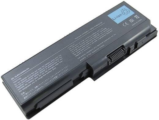 Beltrona Notebook-Akku ersetzt Original-Akku PA3536U-1BRS, PA3537U-1BAS, PA3537U-1BRS, PABAS100, PABAS101 10.8 V 4400 mA