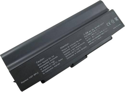Beltrona Notebook-Akku ersetzt Original-Akku VGP-BPL2, VGP-BPS2, VGP-BPS2A, VGP-BPS2B, VGP-BPS2C 11.1 V 6600 mAh
