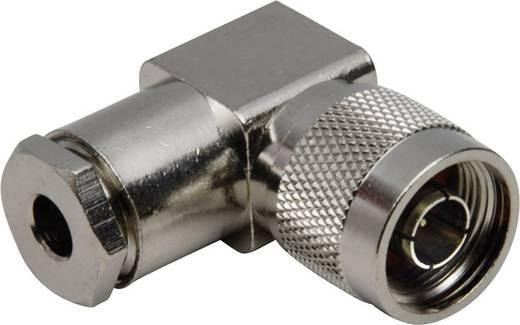 N-Steckverbinder Stecker, gewinkelt 50 Ω BKL Electronic 0404013 1 St.