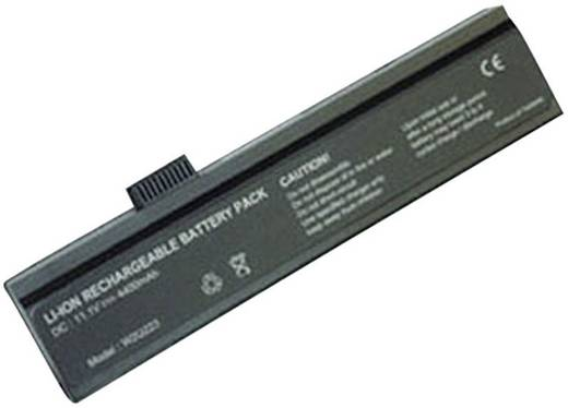 Beltrona Notebook-Akku ersetzt Original-Akku 223-3S4000-F1P1, 223-3S4000-S1P1, 223-UF4A00-0A 10.8 V 4400 mAh
