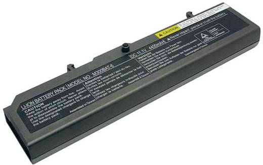 Beltrona Notebook-Akku ersetzt Original-Akku 87-M308S-4C5, M300BAT-6, M310BAT-6, M375BAT-6 11.1 V 4400 mAh