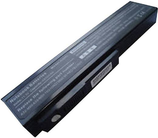 Beltrona Notebook-Akku ersetzt Original-Akku A32-M50, A33-M50, 15G10N373800, 90-NED1B2100Y 10.8 V 4400 mAh