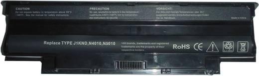 Beltrona Notebook-Akku ersetzt Original-Akku 04YRJH, 07XFJJ, 312-0233, 383CW, 451-11510, J1KND 11.1 V 4400 mAh