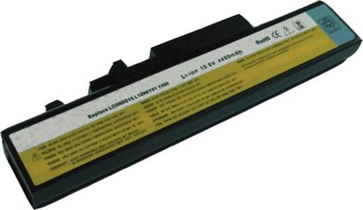 Notebook-Akku Beltrona ersetzt Original-Akku LO9N6D16, 57Y6440 11.1 V 4400 mAh
