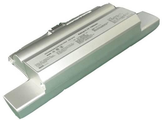 Beltrona Notebook-Akku ersetzt Original-Akku VGP-BPS8, VGN-FZ70B, FZ50B, FZ90S, VGP-BPL8, VGP-BPS8A 11.1 V 8800 mAh