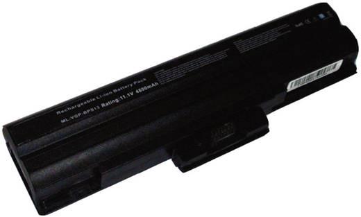 Notebook-Akku Beltrona ersetzt Original-Akku VGP-BPL13, VGP-BPL21, VGP-BPS13 , VGP-BPS13/B, VGP-BPS13/Q, VGP-BPS13A , VG