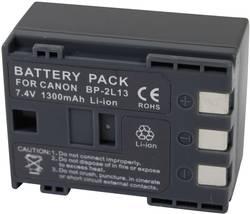 Náhradní baterie pro kamery Conrad Energy BP-2L14, 7,4 V, 1200 mAh