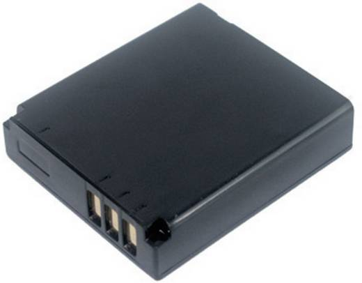 Kamera-Akku Conrad energy ersetzt Original-Akku D-LI106 3.7 V 900 mAh