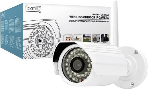 LAN, WLAN IP Kamera 1600 x 1200 Pixel Digitus DN-16040