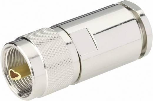 UHF-Steckverbinder Stecker, gerade 50 Ω BKL Electronic 0406064 1 St.