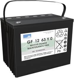 Gelový akumulátor, 12 V/63 Ah, Exide Sonnenschein GF-Y-O 8889770000