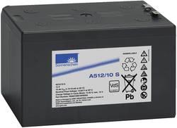Batterie au plomb 12 V 10 Ah GNB Sonnenschein A512/10 S plomb-gel (l x h x p) 152 x 99 x 98 mm connecteur plat 4,8 mm sa
