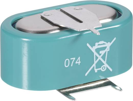 Knopfzellen-Akku 150H NiMH Varta 2V 150 H SLF 150 mAh 2.4 V 1 St.