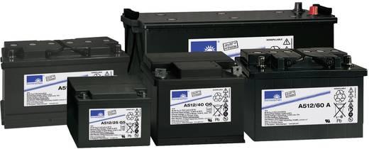 Bleiakku 12 V 1.2 Ah GNB Sonnenschein A512/1,2 S NGA51201D2HS0SA Blei-Gel (B x H x T) 98 x 55 x 50 mm Flachstecker 4.8 mm Wartungsfrei, VDS-Zertifizierung