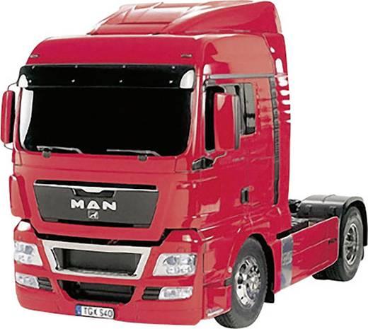Tamiya 300056332 MAN TGX 18.540 1:14 Elektro RC Modell-LKW Bausatz Vorlackiert