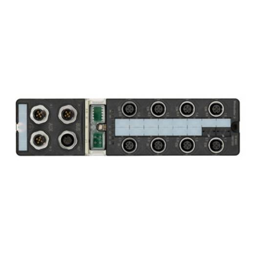 Sensor-/Aktorbox Feldbus SAI-AU M12 DN 16DI/8DO Weidmüller Inhalt: 1 St.